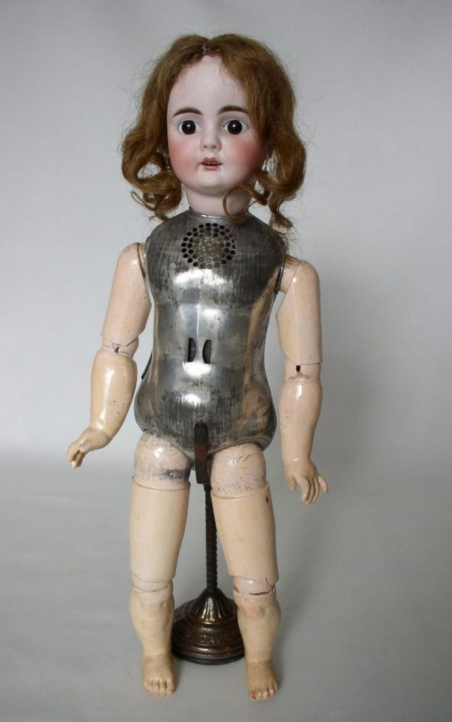 Edison's talking doll