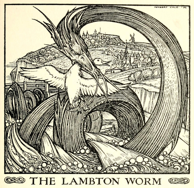 From English Fairy Tales (1913). Illus by iHerbert Cole & R. Anning Bell