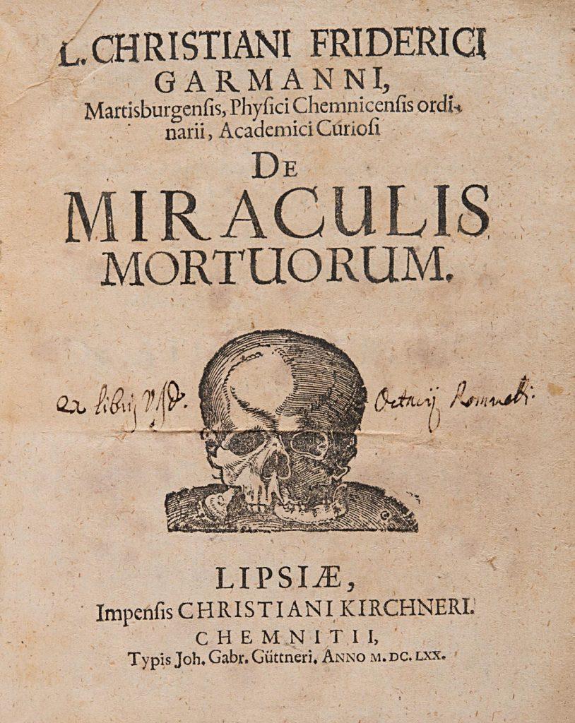 Miraculis Mortuorum