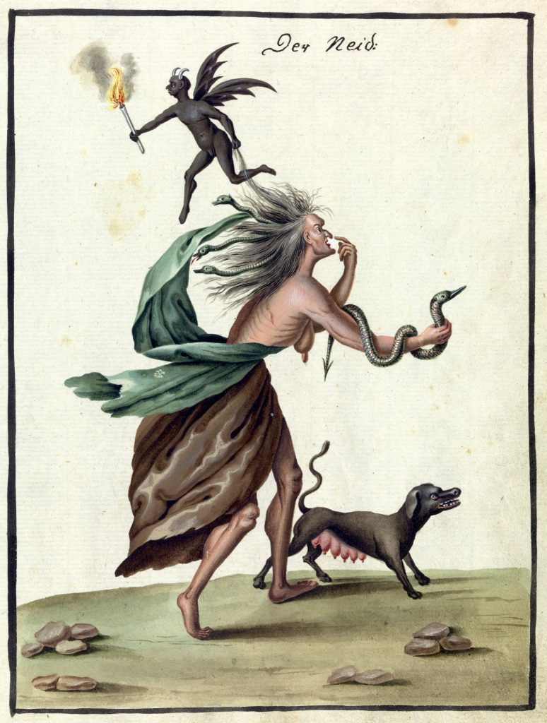 From: A compendium about demons and magic. 1766. (Wellcome LIbrary)