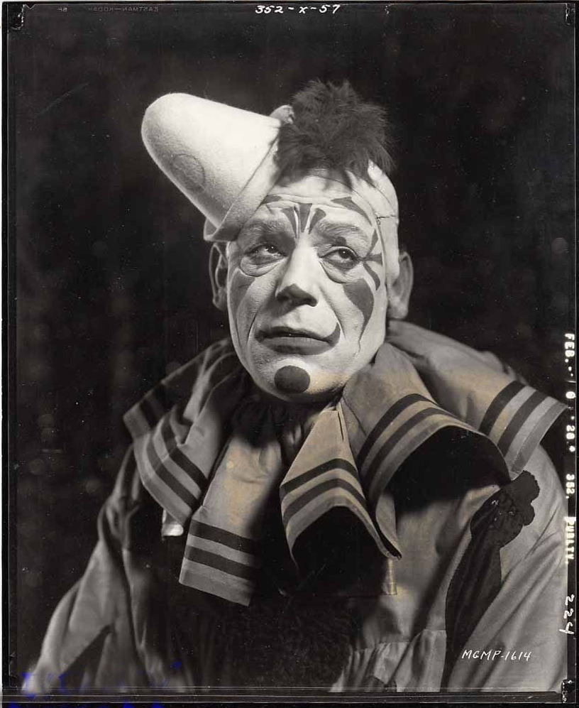 "Lon Chaney, Sr. ""Laugh Clown, Laugh"""