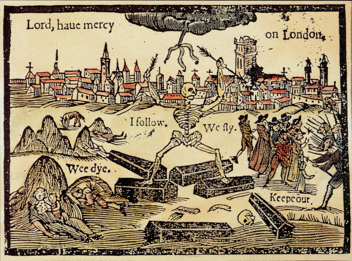 plague pamphlet