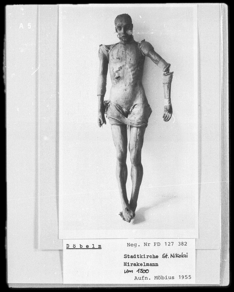 Puppet Christ