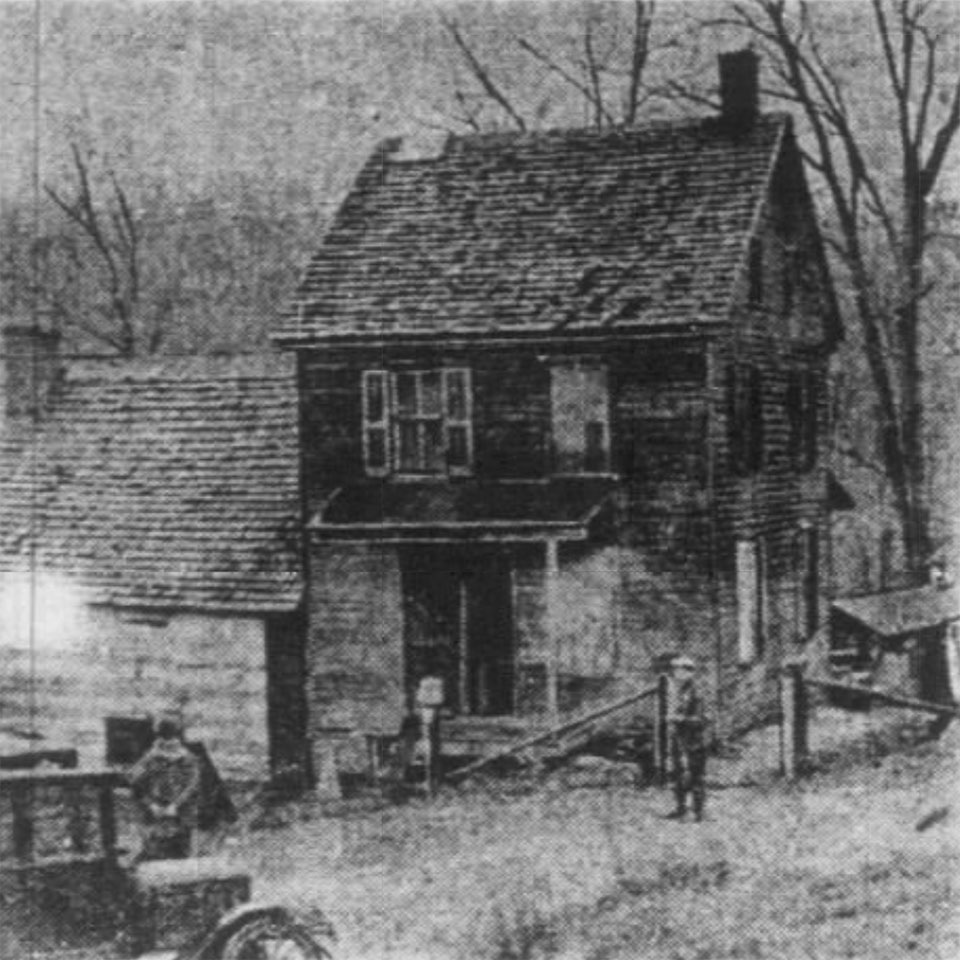 Rehmeyer's House in 1928